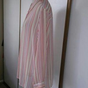 Liz Claiborne Multi-color Blouse